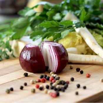 Роль овощей в рационе питания