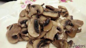 Жареные грибы