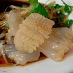 Медузы морские закуски