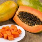 рецепт сорбета из папайи