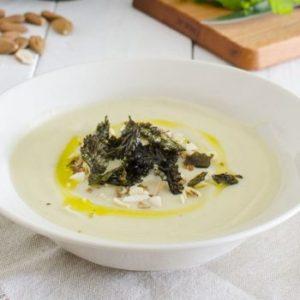 рецепт крем супа из цветной капусты
