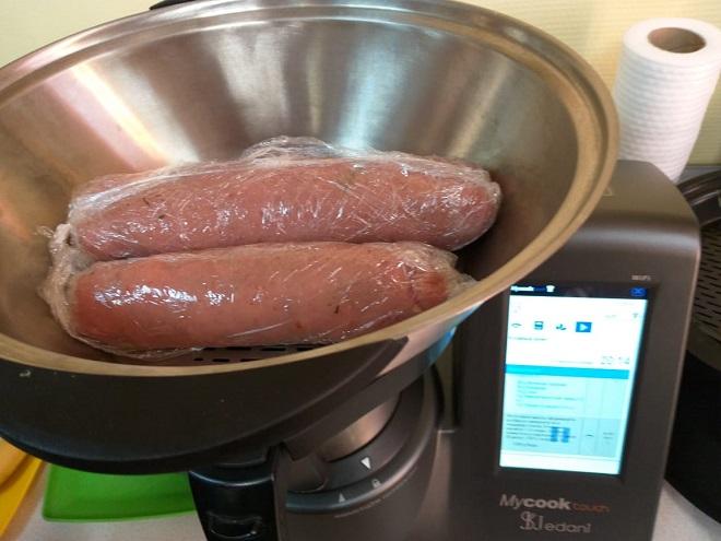Домашняя колбаса приготовление