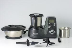 кухонная машина mycook premium