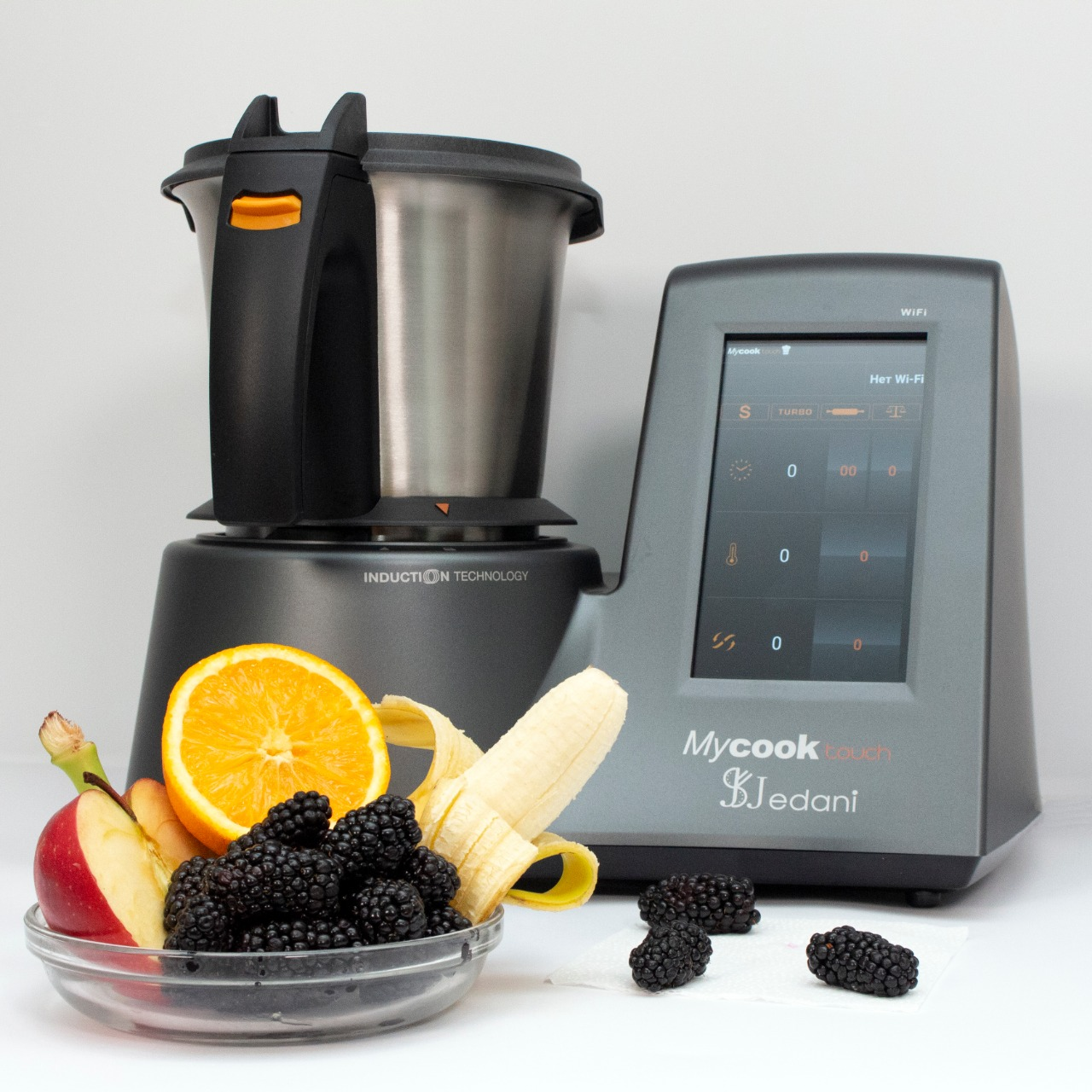 Преимущества кухонной машины Mycook Touch Jedani