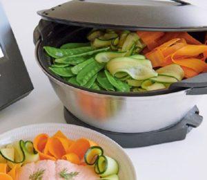 Овощи на пару для прикорма